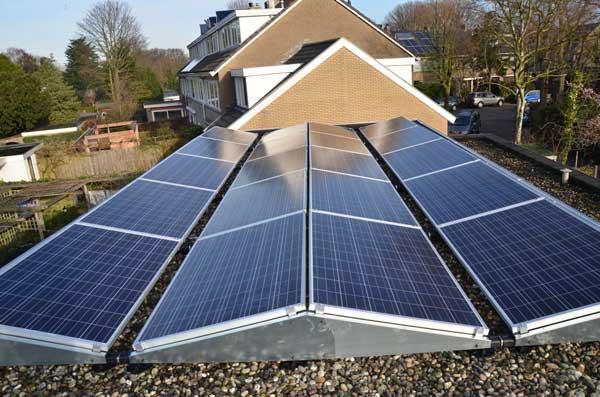 zonnepanelen gana installatiebureau